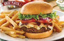Perkins Chipotle Jack Burger*, website has full menu pdf