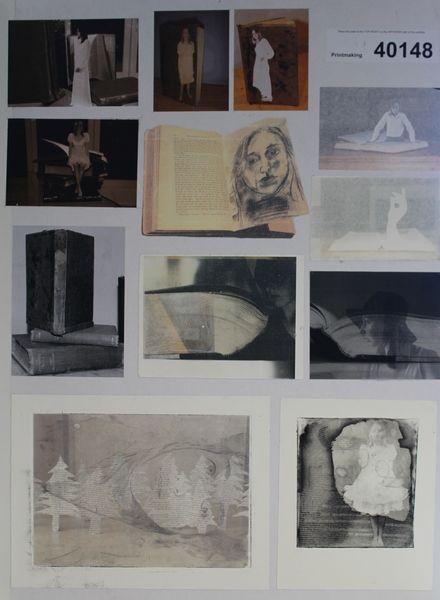 Imogen Hales Project Ideas