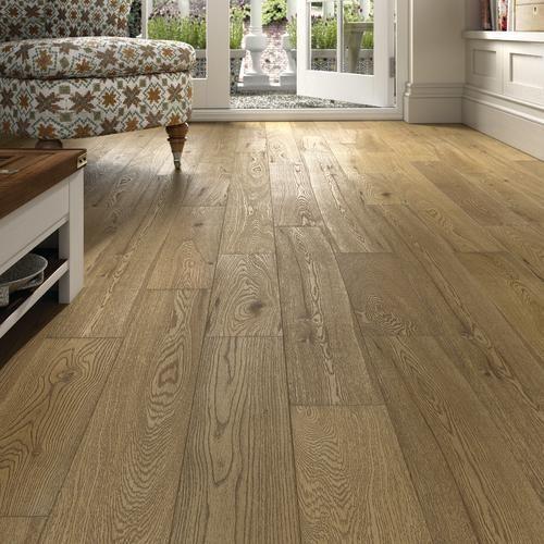 Wickes Cafe Oak Solid Wood Flooring Solid Wood Flooring Solid