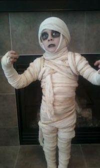dguisement en momie kids costumes