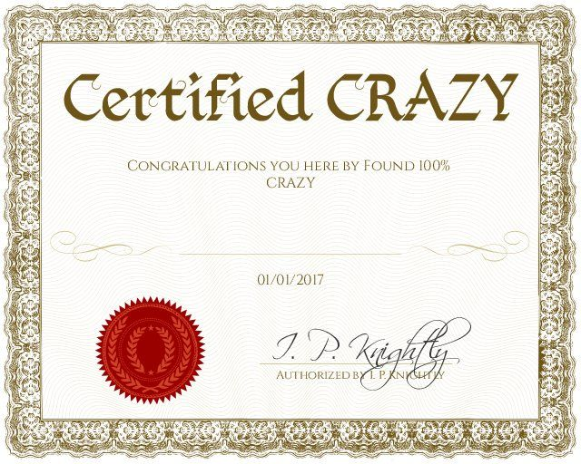 Award Certificate Template  Make An Award Certificate In