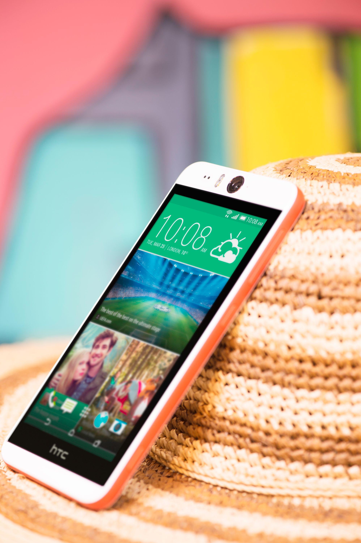 #HTC Desire Eye
