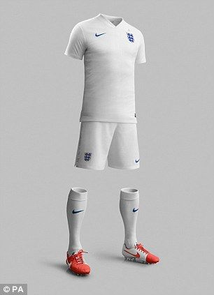 new style 54aea 969ad WORLD CUP KIT SPECIAL:The strips your country will wear at ...
