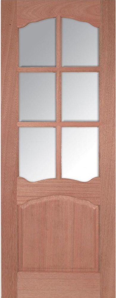 Leeds Doors Riviera Clear Bevelled Glass 78x27 Hardwood Door - internal doors - hardwood - Riviera & Leeds Doors Riviera Clear Bevelled Glass 78x27 Hardwood Door ... pezcame.com