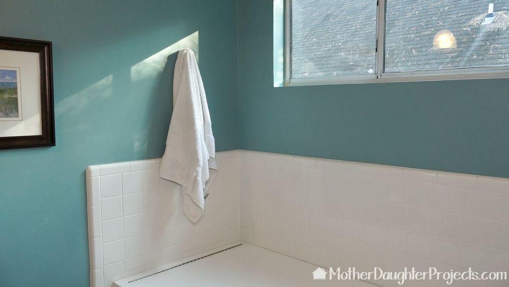 Diy Quick Cover For Unused Bathtub Bathroom Essentials