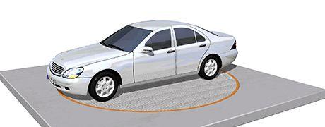 Drejeskivesystemet fra KLAUS Multiparking leverer optimal parkering og er et spændende anlæg, der kan integreres i eksisterende garager eller parkeringshuse på et senere tidspunkt. Af pladshensyn er der i mange garager ikke plads til at rangere bilen – man kan kun køre direkte ind eller ud. Med en drejeskive kører...