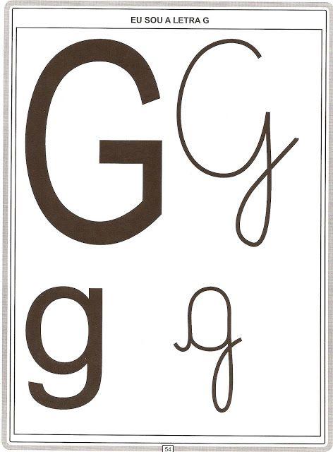 Cosquillitas En La Panza Blogs Alfabeto 4 Tipo De Letras Sin