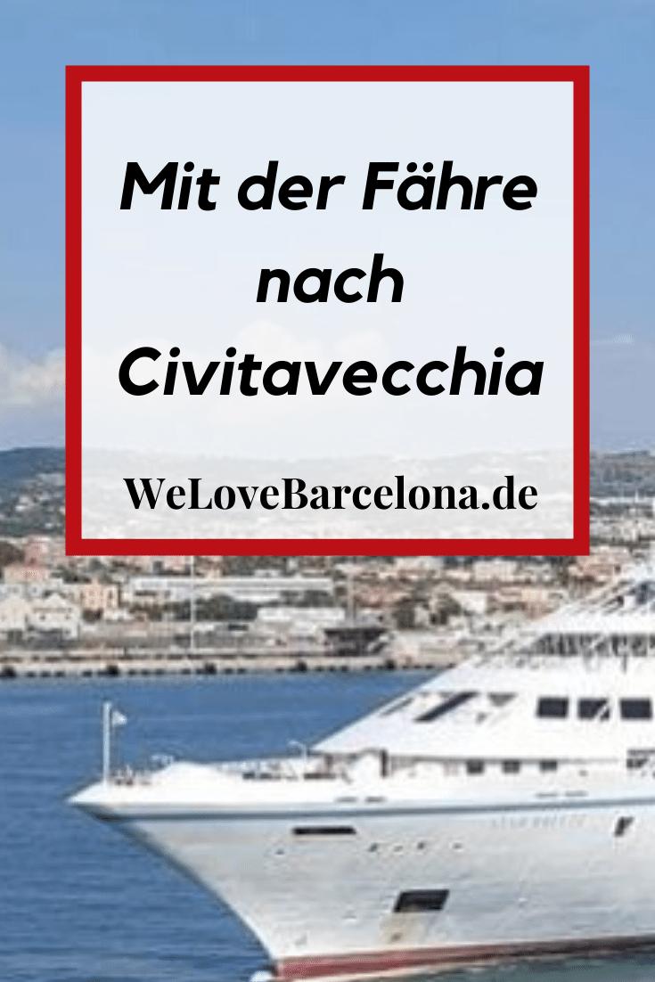 Fähren von / nach Barcelona: ♥ Alle Fährverbindungen auf einen Blick