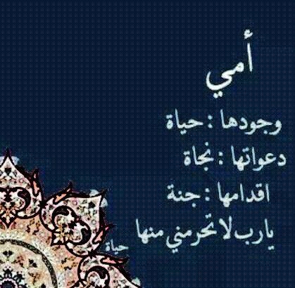 Desertrose اللهم احفظ أمي وأسعدها وجميع أمهات المسلمين اللهم آاامين يارب العالمين Art Quotes Arabic Calligraphy