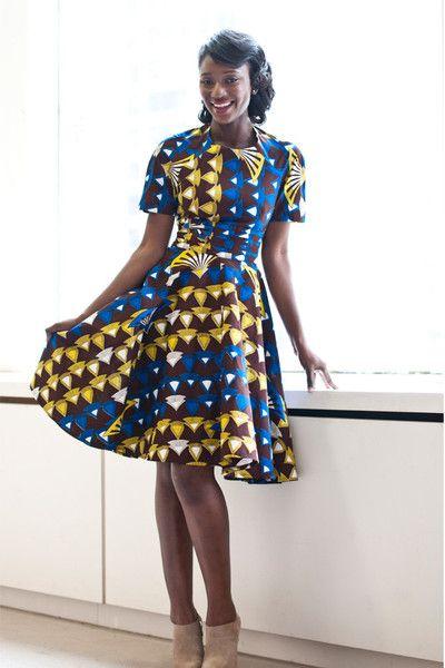 Classic Raglan Sleeve Dress – Sapelle. #Africanfashion #AfricanWeddings #Africanprints #Ethnicprints #Africanwomen #africanTradition #AfricanArt #AfricanStyle #Kitenge #AfricanBeads #Gele #Kente #Ankara #Nigerianfashion #Ghanaianfashion #Kenyanfashion #Burundifashion #senegalesefashion #Swahilifashion ~DK