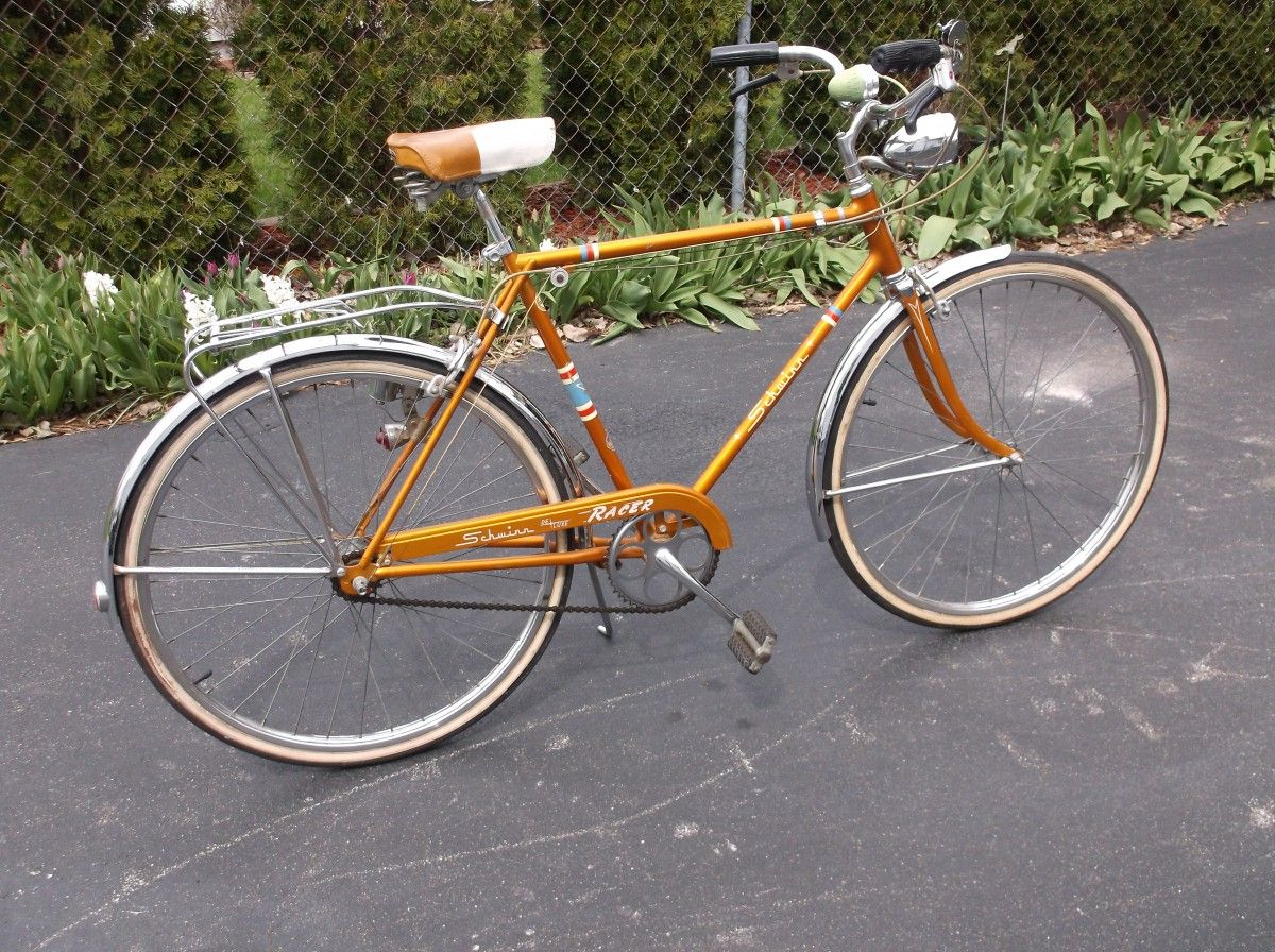 6aa3c1a2d5e Bicycle Classic: 1966 Schwinn Deluxe Racer – Another Step Toward Clinical  Hoarding