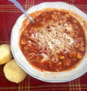 Goodies Gone Gluten Free: Chicken Posole - Gluten Free