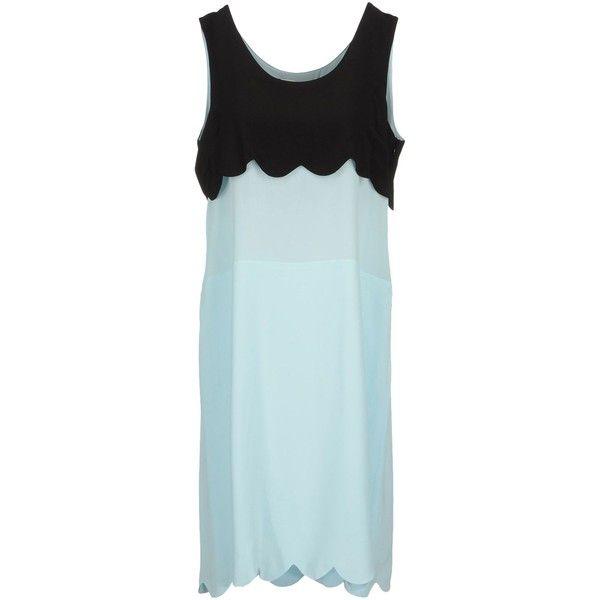 MARNI Short dress ($650) ❤ liked on Polyvore