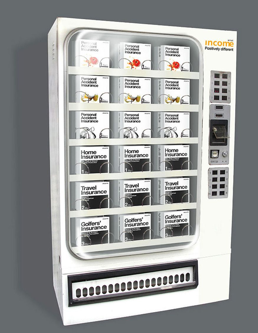 Insurance Vending Machine Shawn Amp Noel Vending Machine