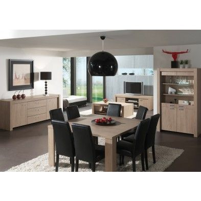 salle manger moderne table carr design table salle manger salle manger - Table Salle A Manger Carree Design