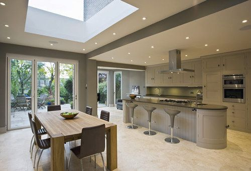 Highgate Kitchen — Tim Moss | Bespoke Handmade Kitchens, Traditional, Contemporary designs