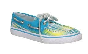 <3 Blue Sperry's! To die for...