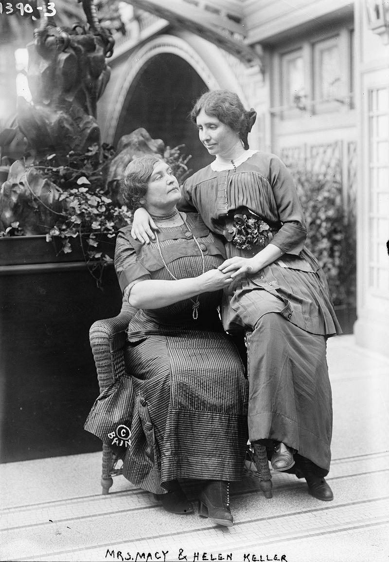 Helen Keller And Anne Sullivan  Helen Keller With Anne Sullivan  Helen Keller And Anne Sullivan  Helen Keller With Anne Sullivan
