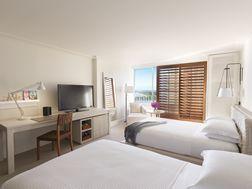 Partial Ocean View Rooms At THE MODERN HONOLULU A Luxury Hotel In Honolulu Hawaii