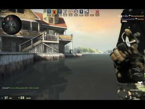 Counter-Strike Global Offensive level 1 a