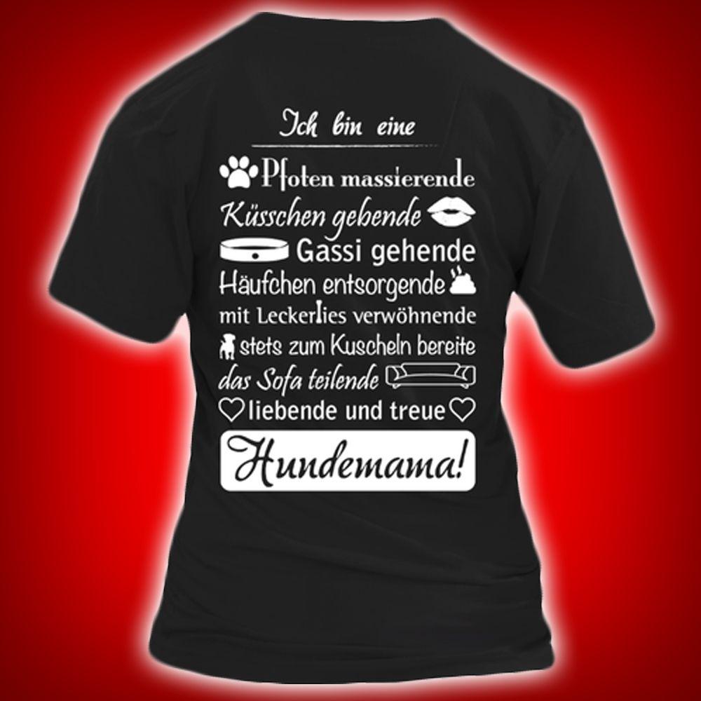 Hundemama Cooles Shirt Exklusives Motiv Lustiger Spruch Unser Lustiges Hunde Spruche Shirt Hoodie Ist Das Ideale G T Shirt Zombie Shirt Fishing T Shirts