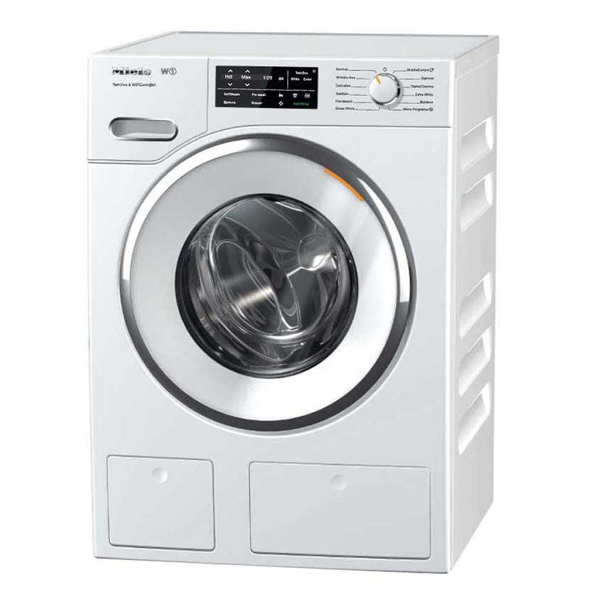 Miele W1 Series Washer Wwh660 Miele Washer Washing Machine