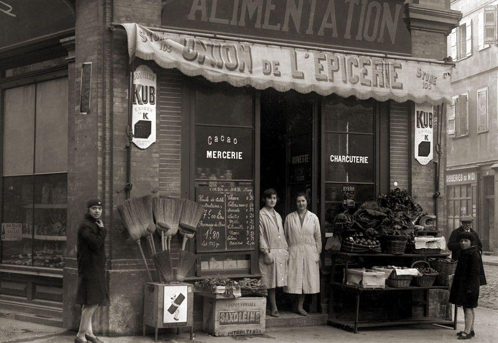Commerce alimentation union de l picerie toulouse photo - Chambre des commerces toulouse ...
