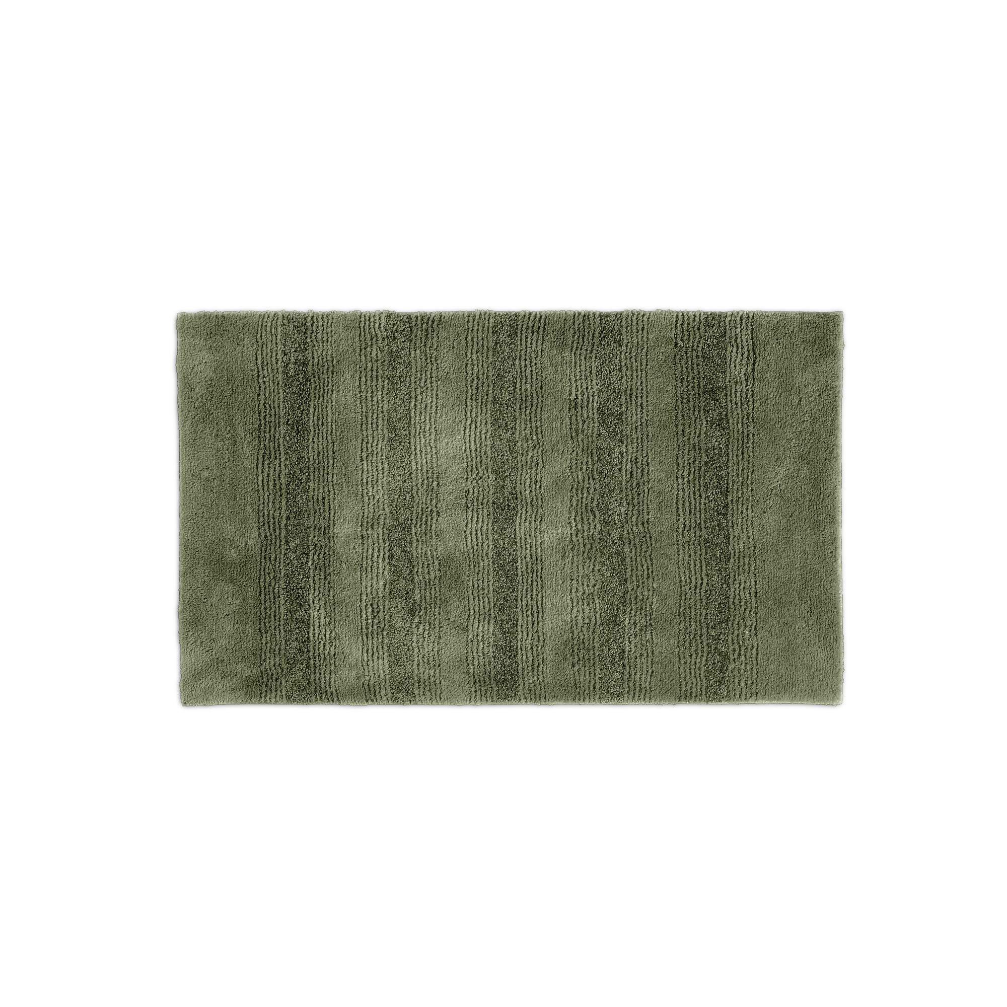 Garland Rug Enclave Bath Rug 24 X 40 Green Bath Rug