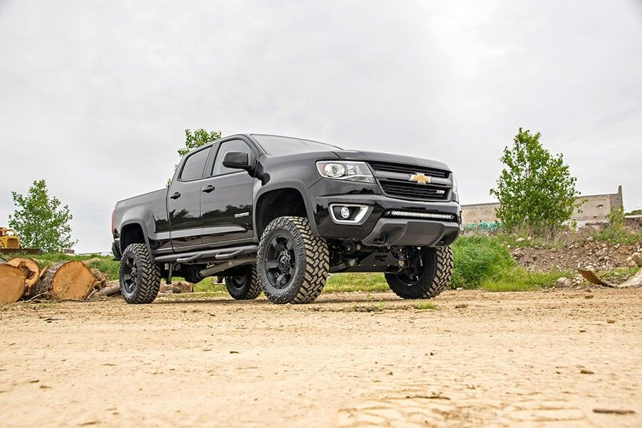 Transform Your Gm Colorado Canyon From Mid Size To Masterpiece