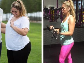 This Bride's Small Changes For 100 Pounds Weight Loss
