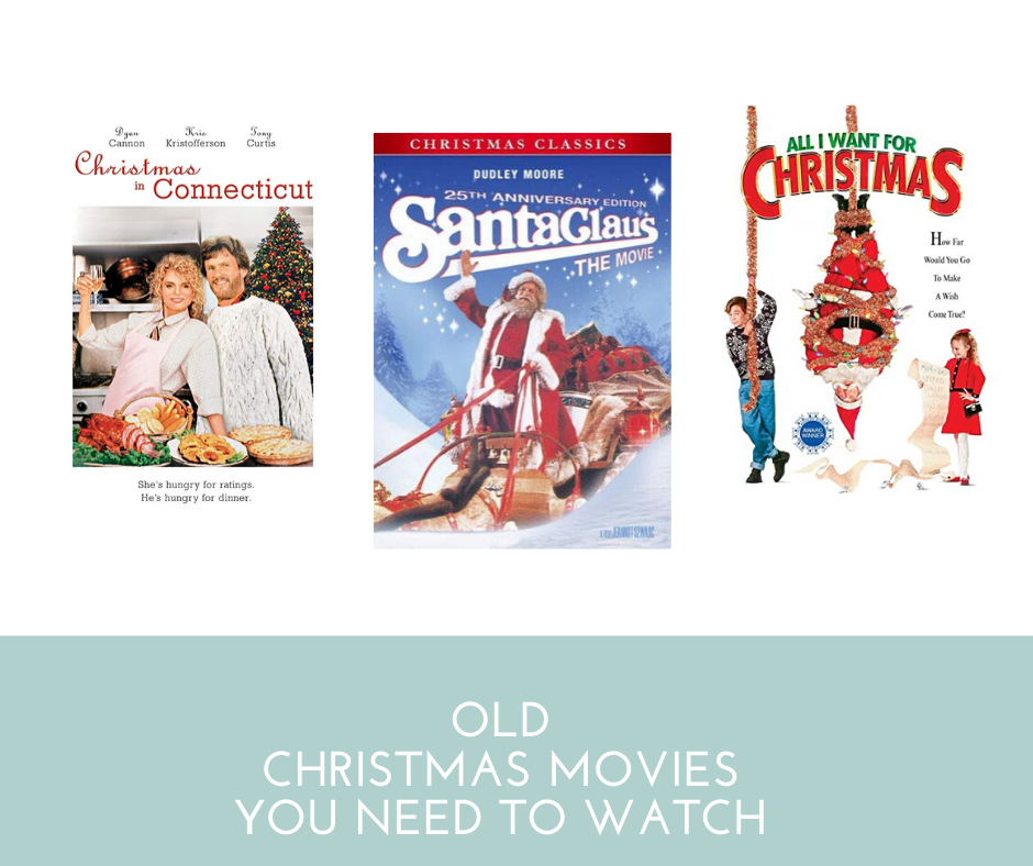 Old Christmas Movies You Need To Watch Old Christmas Movies Old Christmas Christmas Movies