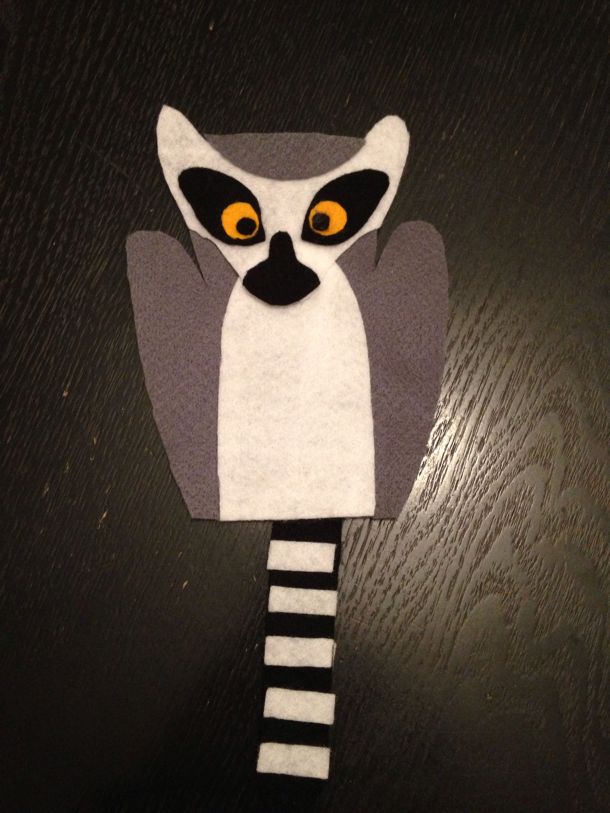 Finished Lemur