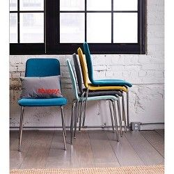 Apartment Room Essentials room essentials™ upholstered stacking chair : target | chairs