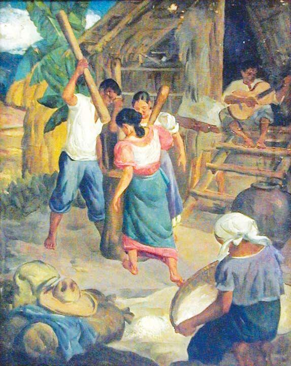 Vicente Manansala Sculptures At Duckduckgo Art Contest Filipino Art Philippine Art