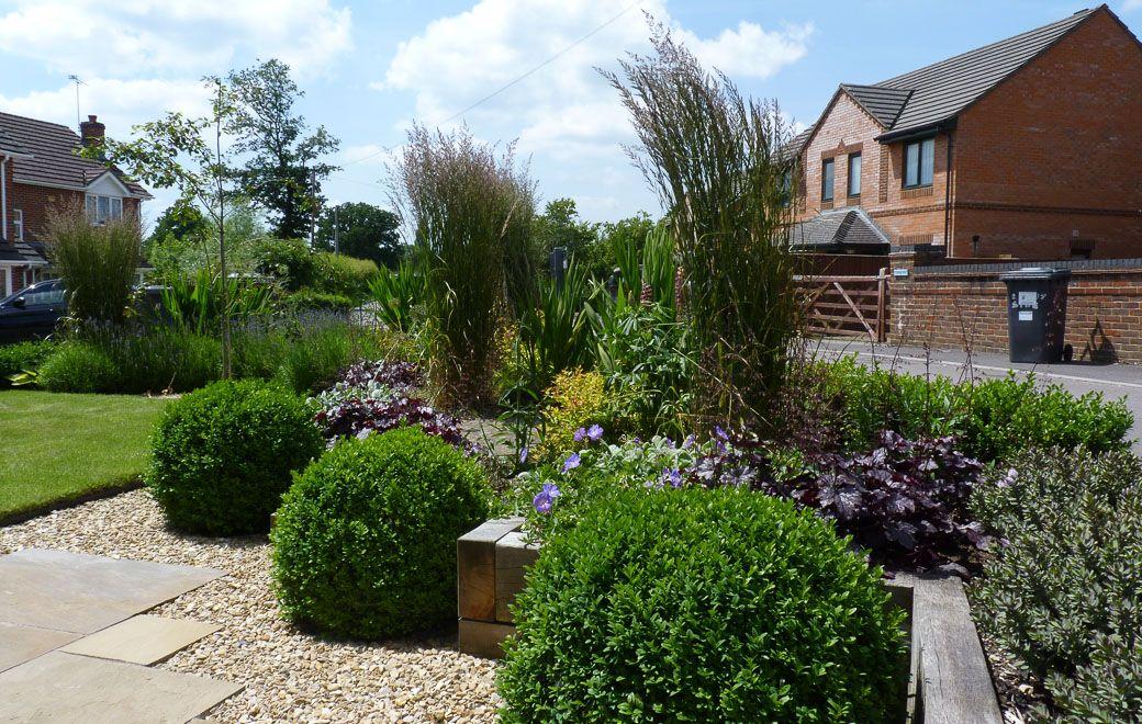 13 Garden Design Ideas Pictures Pics In 2021 Garden Design Front Garden Design Front Garden