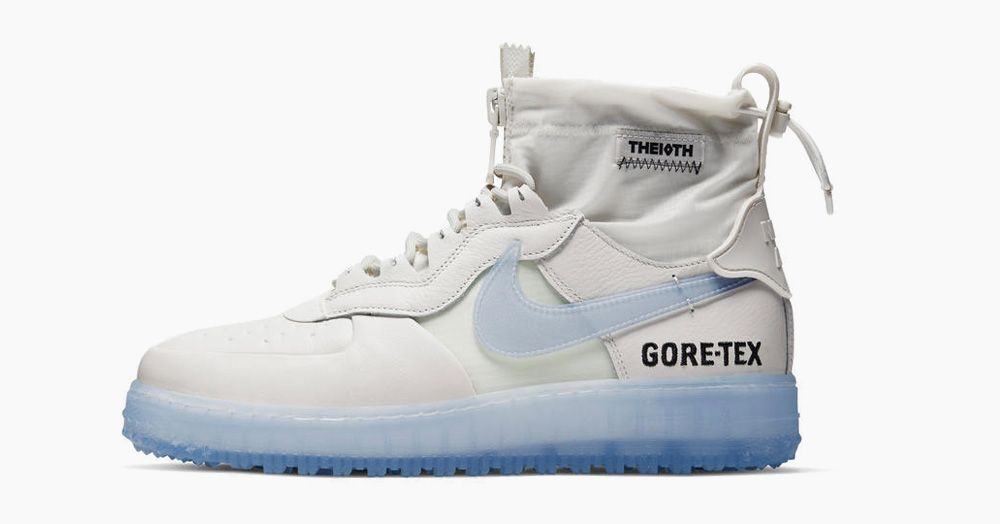 Nike Air Force 1 GORE TEX Shoes | HiConsumption | Gympen