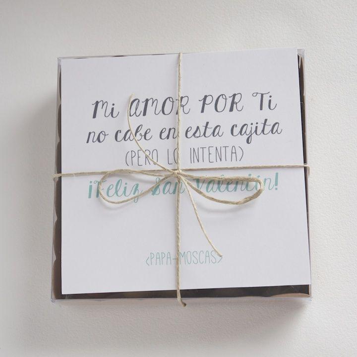 El regalo de este san valent n y sorteo papa moscas - Regalos de san valentin para el ...