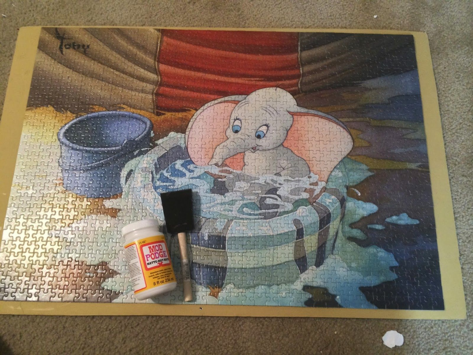 Forever in the Making: How to Frame a Puzzle