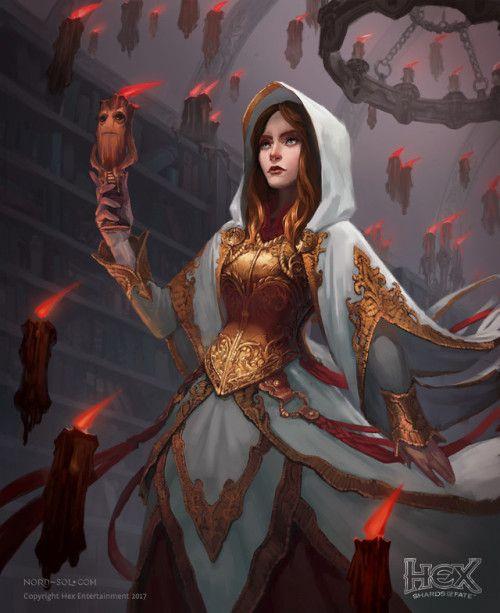 Silent Sentinel (AA) de Irina Nordsol Kuzmina | character ...