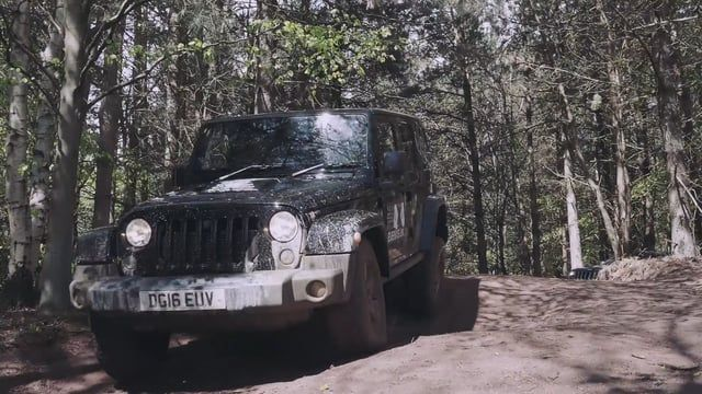 4x4 Events Uk The Uk S Only Official Jeep Off Road Driving