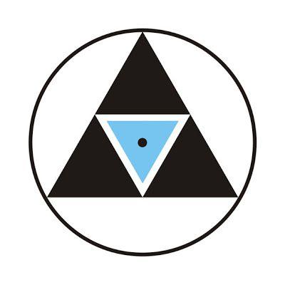 Mandalland Sacred Geometry Triangle The Sword Pinterest