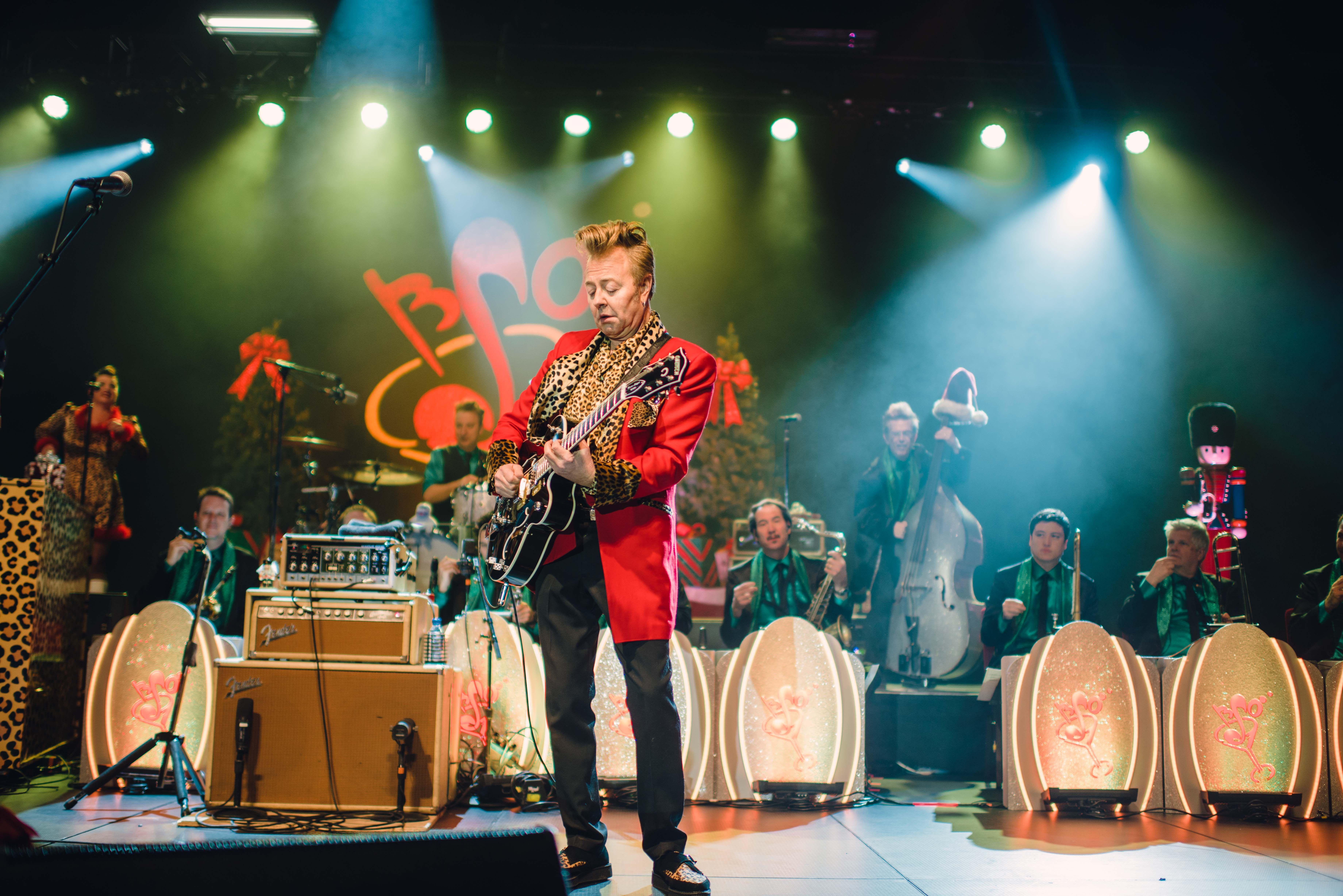 Brian Setzer Orchestra\'s Christmas Rocks! Tour | music | Music ...