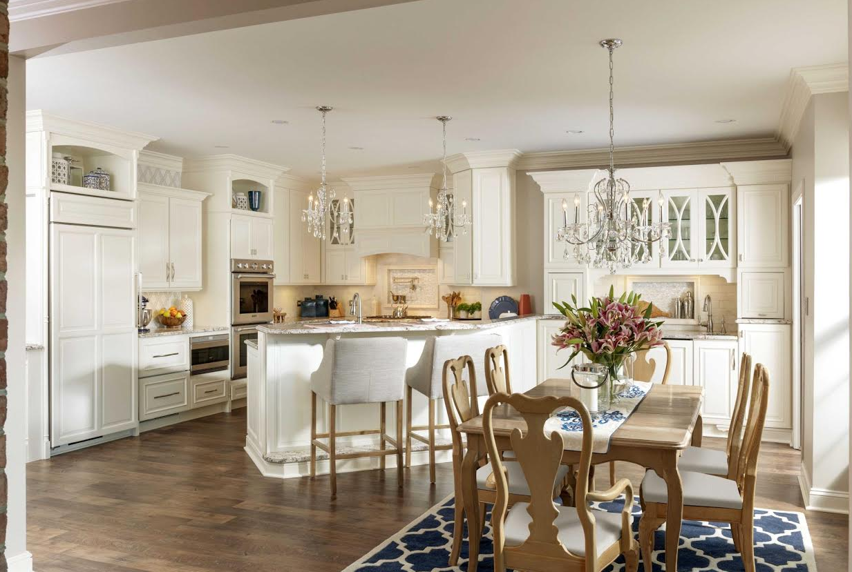 This dream kitchen was designed by Rodney in our York, PA ...