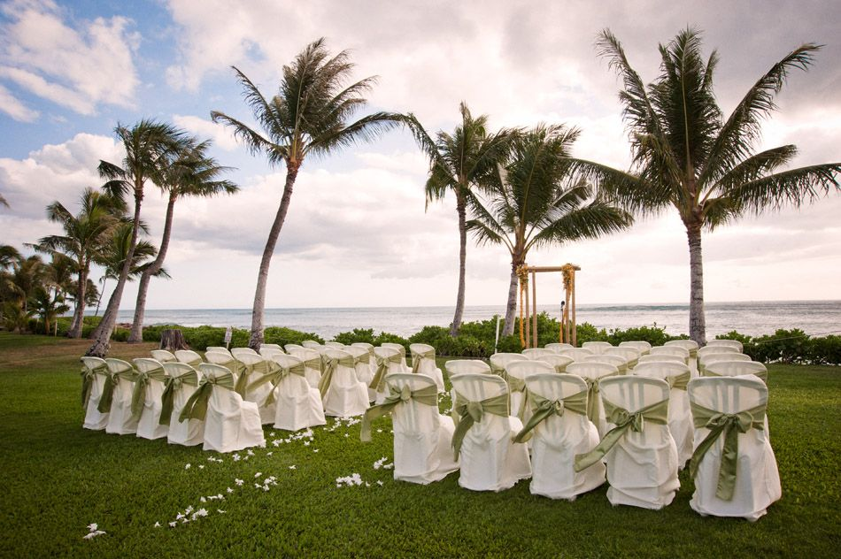 Wedding Ceremony Paradise Cove Kapolei Hawaii