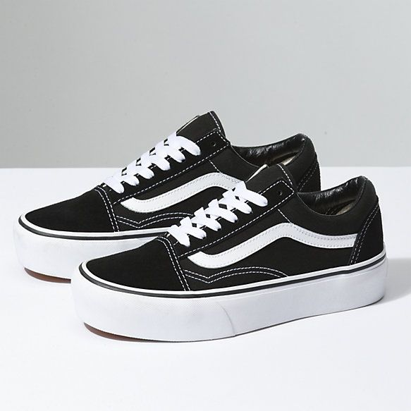 Old Skool Platform | Shop Shoes | Popular shoes, Platform