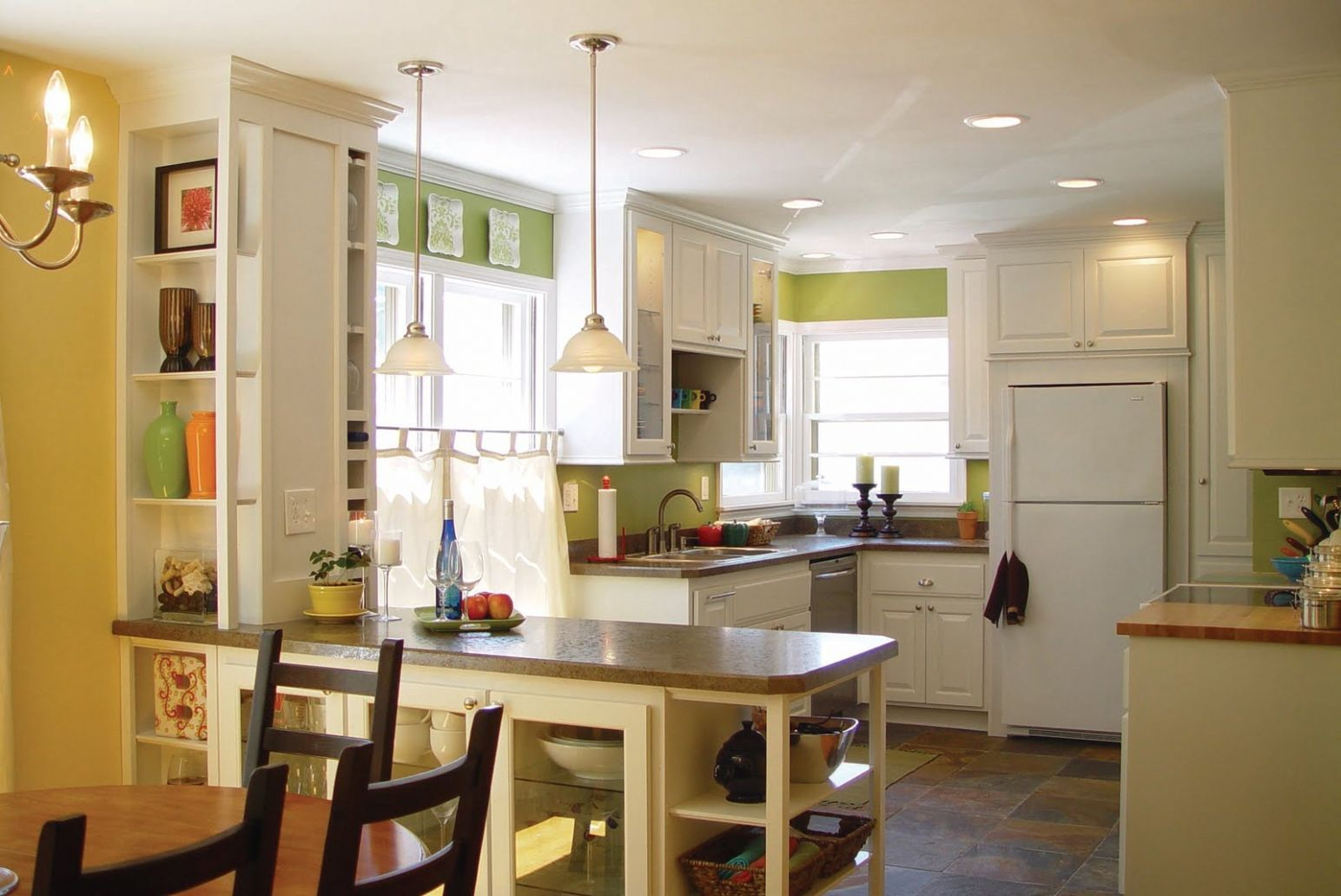 100+ Kitchen Remodel Planning Guide - Rustic Kitchen Decorating ...