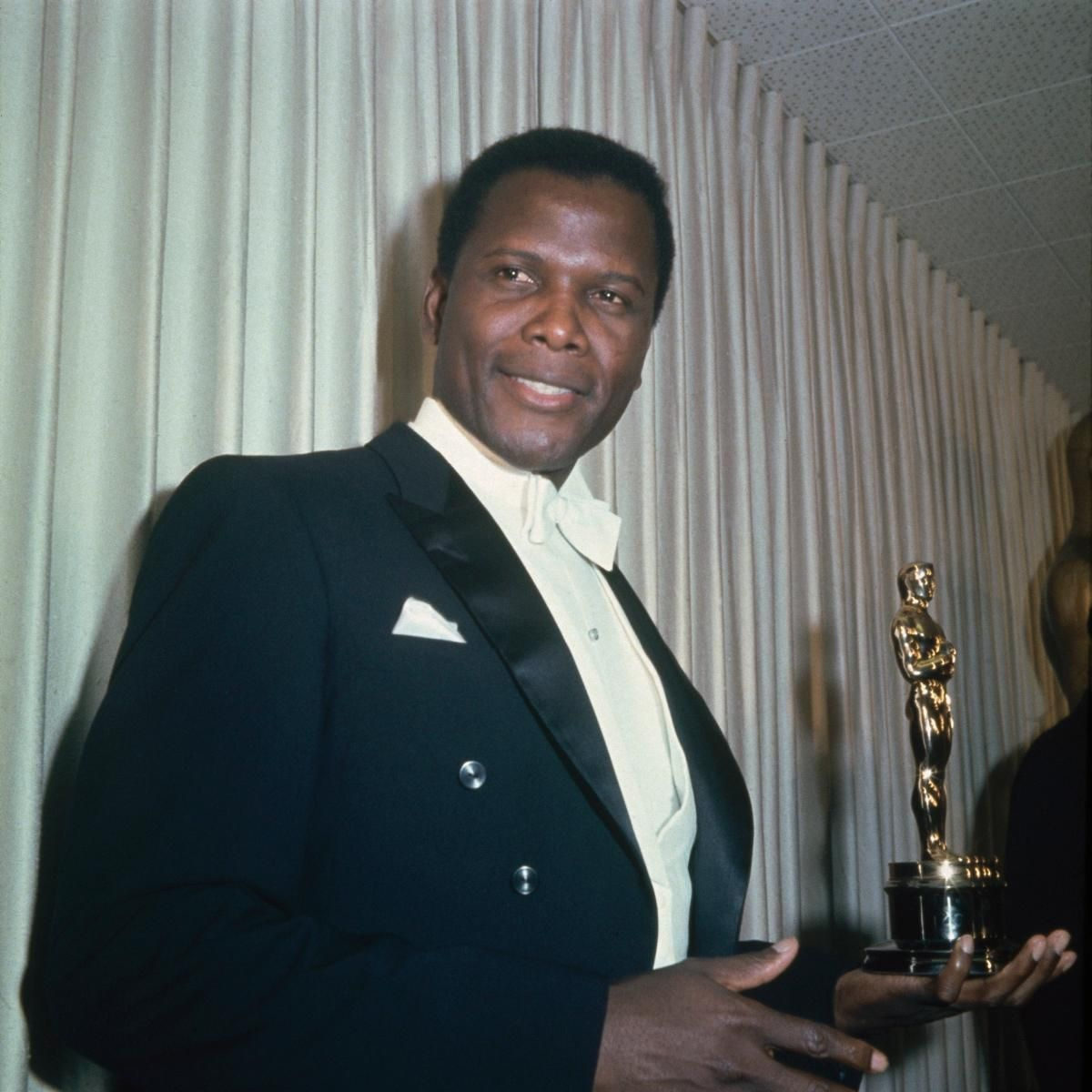 In 1964, iconic actor Sidney Poitier became the first black man to win an…