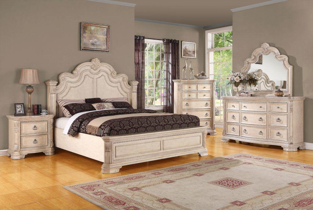 Weiß Holz Schlafzimmer Möbel Schlafzimmermöbel dekoideen