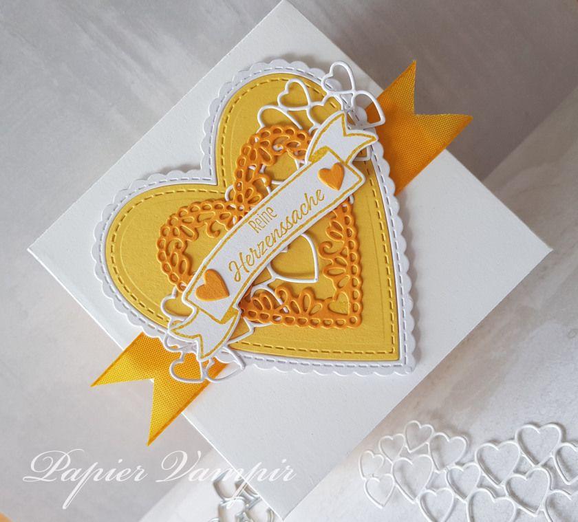 Eine Reine Herzenssache Einladung Basteln Karten Basteln Und Einladungskarten Selber Machen
