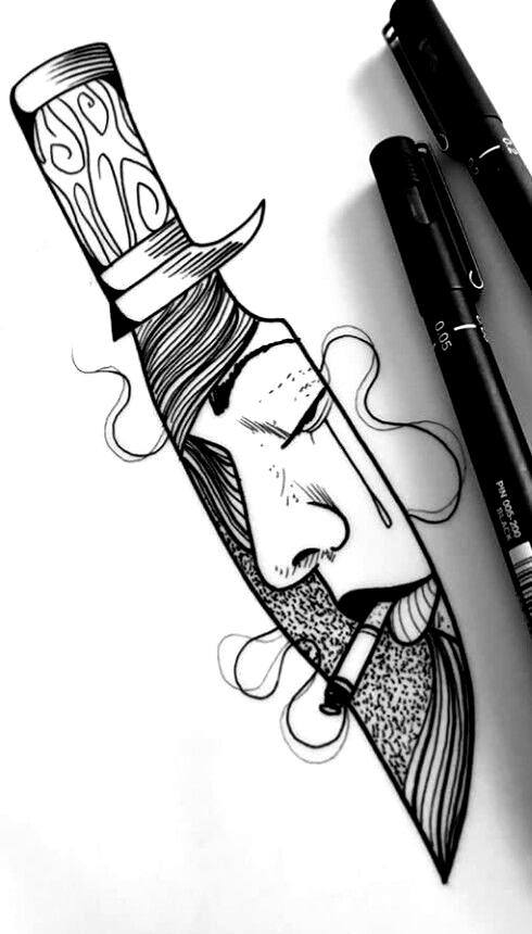 Ceci, mais avec un cow-boy et un chapeau | Juste une autre bouchée – Deneme – #a …   – Tattoo